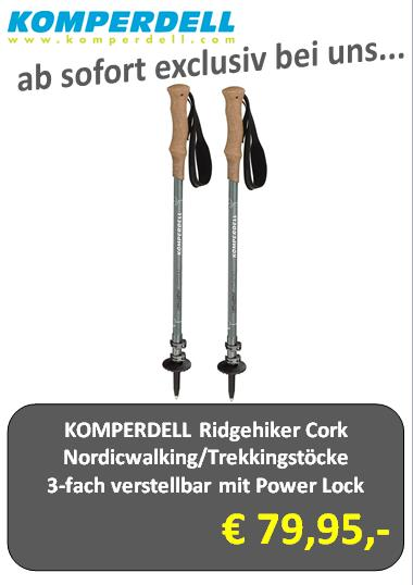 Komperdell Ridgehiker Cork
