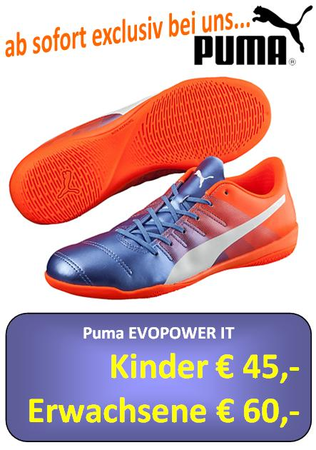 Puma Evopower 4 3 IT lila