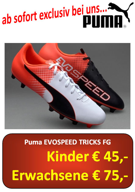 Puma Evospeed 5 5 Tricks FG