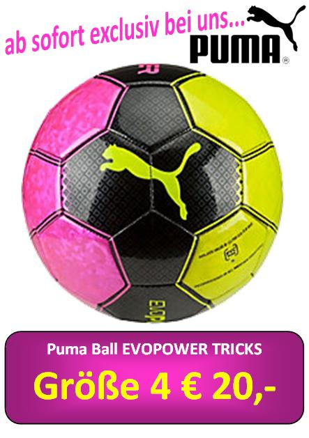 Puma Ball Evopower Tricks