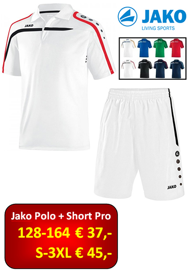Jako Performance Polo Short